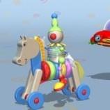TuTiTu Wooden Horse – Cavalo de madeira