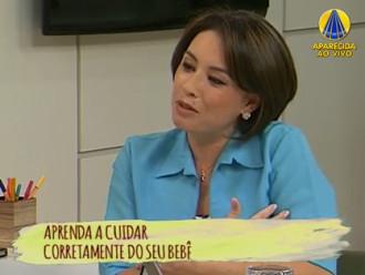Dra. Patricia Ruiz fala sobre os cuidados com os recém-nascidos