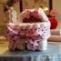 Como fazer bolo de fraldas de carrinho de bebê
