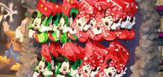 Days of Christmas, a loja de enfeites de Natal da Disney