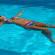 Maternidade: uma piscina olímpica na testa