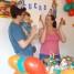 Festa íntima para comemorar o 1º ano do filho