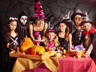 Festa do Dia das Bruxas