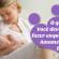 O que você deve fazer enquanto amamenta o seu bebê